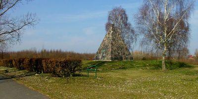 Bülow-Pyramide in Großbeeren