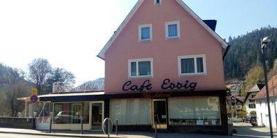 Essig Hermann Konditorei in Hirsau Stadt Calw