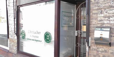 Uhrmacher Drächsler in Neumünster