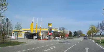 Agip Tankstelle Ahrensfelde in Ahrensfelde bei Berlin