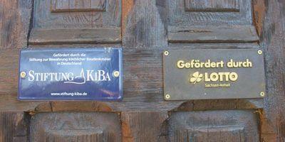 """Dorfkirche """"St. Judae"""" Hedersleben in Lutherstadt Eisleben Hedersleben"""