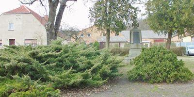 Deutsches Kriegerdenkmal Gabow in Gabow Stadt Bad Freienwalde