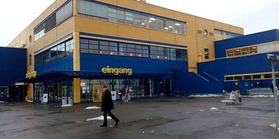 IKEA Einrichtungshaus Waltersdorf bei Berlin in Schönefeld bei Berlin