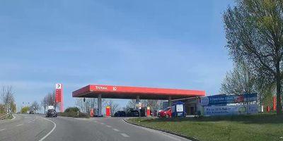 Total Station Tankstelle in Mehrow Gemeinde Ahrensfelde Blumberg