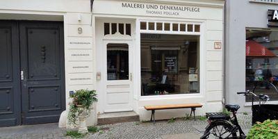 Malerei und Denkmalpflege Thomas Pollack in Berlin