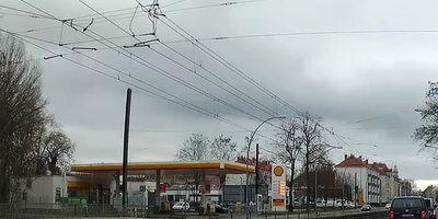 Shell Tankstelle Lindenstraße Köpenick in Berlin