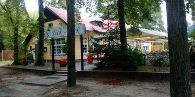 "Café & Restaurant ""Tick-Tack"" in Stahnsdorf"