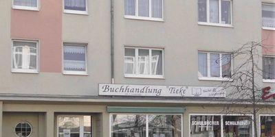 Buchhandlung & Schreibwaren Tieke GmbH in Rathenow