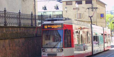 Hallesche Verkehrs-AG in Halle an der Saale