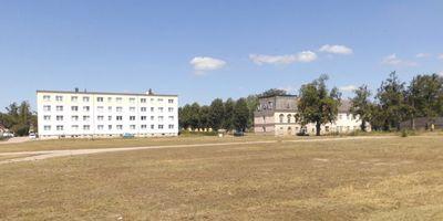 Landschaftspark / Schlosspark Remplin in Malchin Remplin