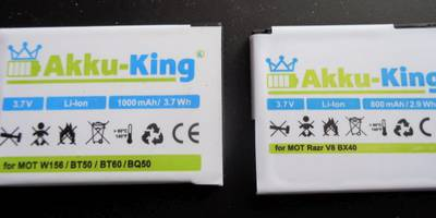 KJ-Vertrieb e.K. - Akku-King in Celle