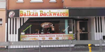 Balkan Backwaren in Neumünster
