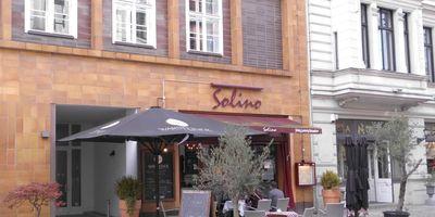 """Italienisches Restaurant """"Solino"""" in Berlin"""