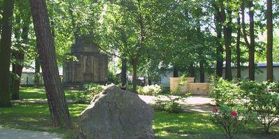 Denkmal für die Opfer von Gewaltherrschaft und Krieg 1933-1945 in Erkner