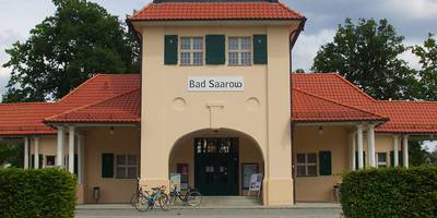Gedenktafel für die jüdischen Mitbürger in Bad Saarow
