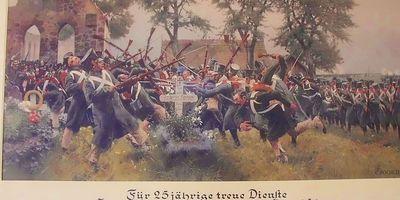 Historischer / Alter Friedhof Großbeeren in Großbeeren