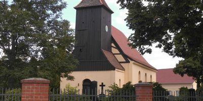 St. Anna-Kirche Löwenbruch (Dorfkirche) in Löwenbruch Stadt Ludwigsfelde