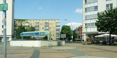 S- und U-Bahnhof Innsbrucker Platz in Berlin