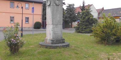 Deutsches Kriegerdenkmal Rahna in Lützen Großgörschen