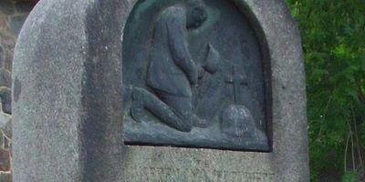 Deutsches Kriegerdenkmal Dennewitz in Dennewitz Gemeinde Niedergörsdorf