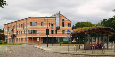 Neues Rathaus Schöneiche in Schöneiche bei Berlin
