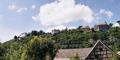 Dornburger Schlösser und Gärten in Camburg Dornburg Saale