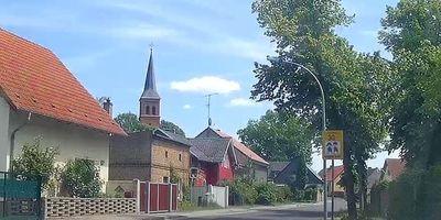 Dorfkirche Emstal in Emstal Gemeinde Kloster Lehnin