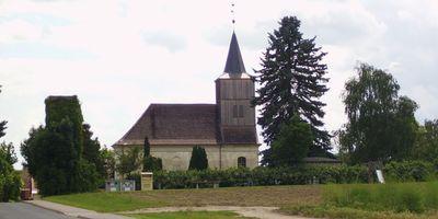 Dorfkirche Schlunkendorf in Schlunkendorf Stadt Beelitz in der Mark