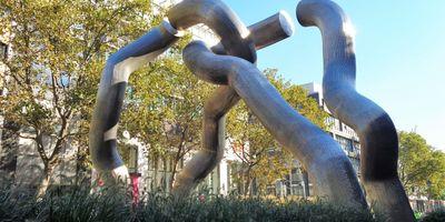 Monumental-Skulptur »Berlin« in Berlin