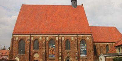Stadtinformation / Tourist Information in Jüterbog