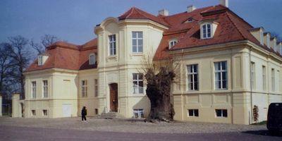 Rochow-Museum im Schloss Reckahn in Reckahn Gemeinde Kloster Lehnin