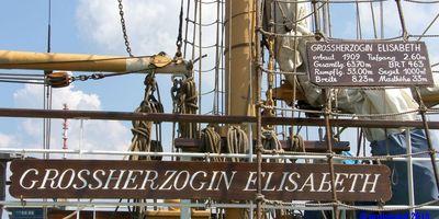 "Schulschiffverein ""Großherzogin Elisabeth"" e.V. in Elsfleth"