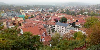 Thüringer Landesmuseum Heidecksburg in Rudolstadt