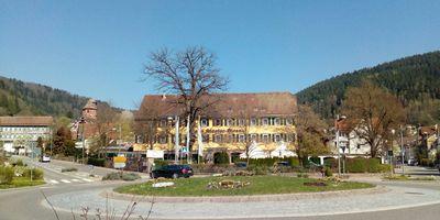 Hotel Kloster Hirsau in Calw