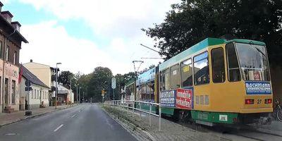 Schöneicher-Rüdersdorfer Straßenbahn GmbH (SRS) in Schöneiche bei Berlin