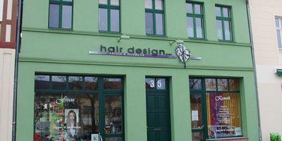Hair Design GmbH - Kosmetik & Fußpflege in Jüterbog
