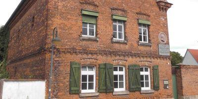 Johann Gottfried Seume-Haus Poserna in Lützen Poserna