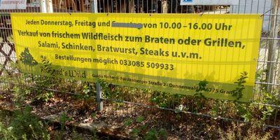 Richard's Wild / Inh. Guido Richard in Dannenwalde Stadt Gransee
