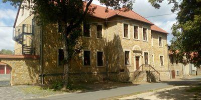 Altes Amtshaus in Lutherstadt Eisleben Hedersleben