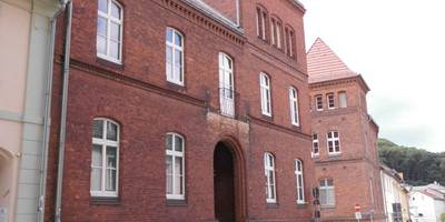 Evangelische Kirchengemeide Kirchenbüro in Bad Freienwalde