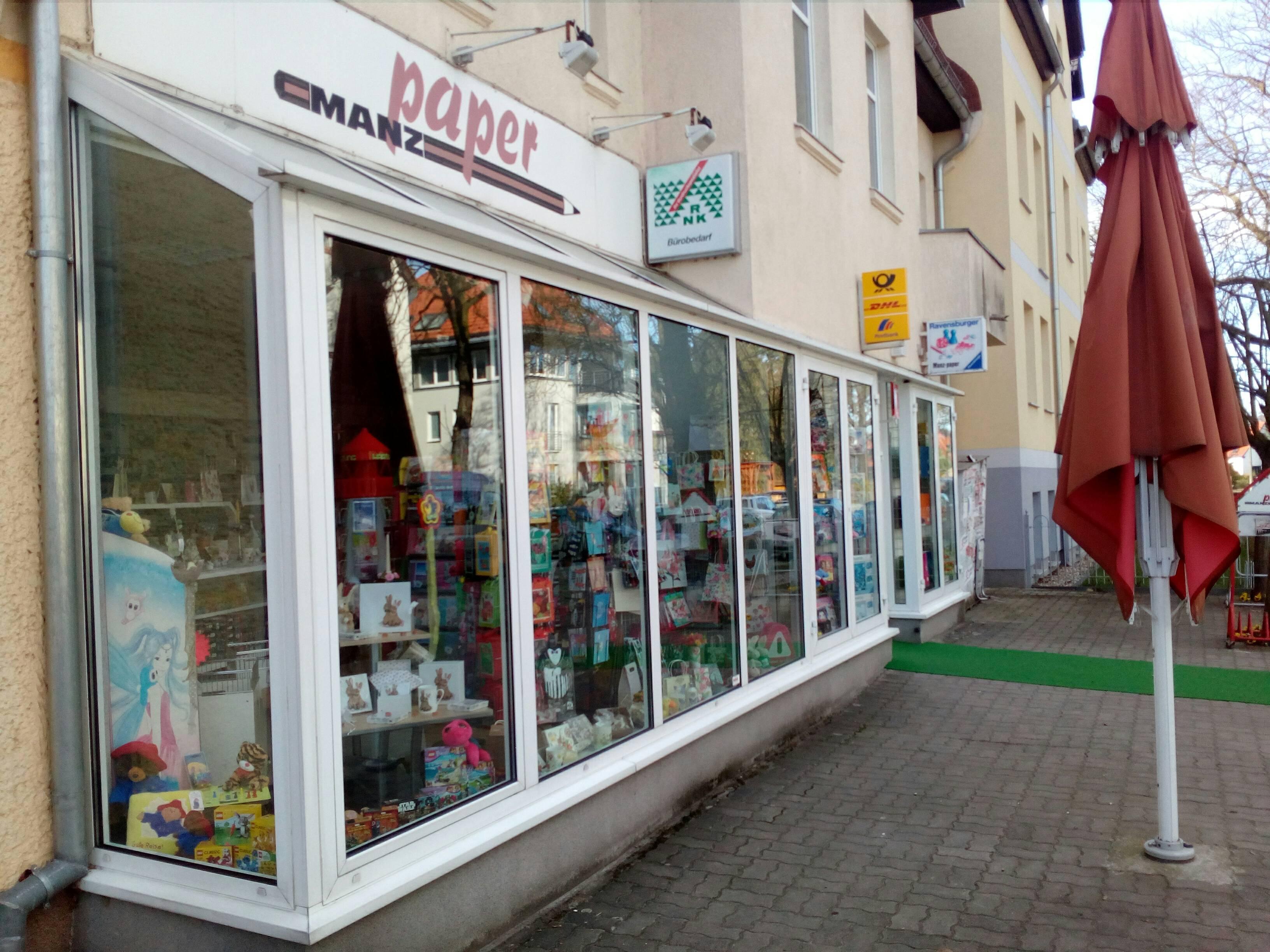 Manz Paper 12589 Berlin Rahnsdorf Adresse Telefon Kontakt