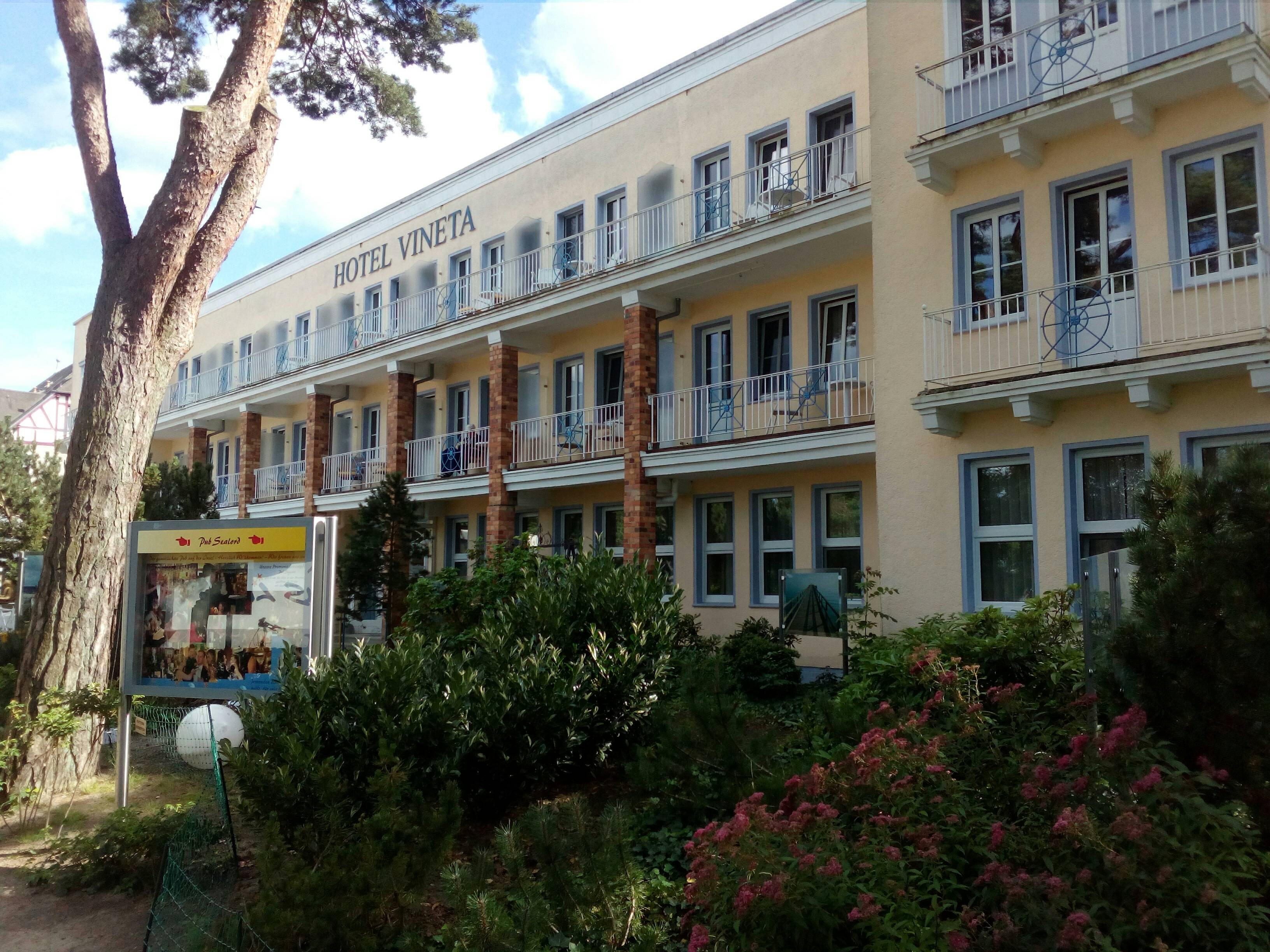 ➤ VINETA Hotels 17454 Zinnowitz Öffnungszeiten | Adresse