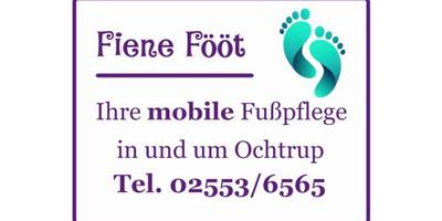 Fiene Fööt P. Kaffenberger Ambulante Medizinische Fußpflege in Ochtrup