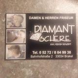 Diamant Schere in Brakel in Westfalen