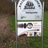 Café Quellen Pavillon in Brakel in Westfalen