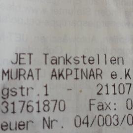 JET-Tankstellen in Hamburg