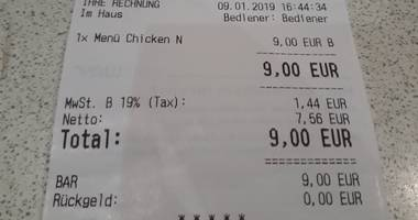 Chutney in Oberhausen im Rheinland