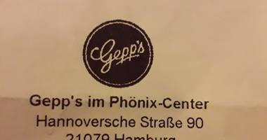 Gepp's im Phoenix-Center in Hamburg