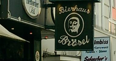 Bierhaus Brösel in Bad Oeynhausen