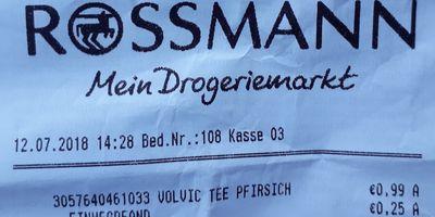 Rossmann Drogeriemärkte in Lüneburg
